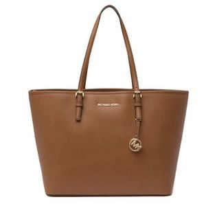 Michael Kors Large Saffiano Leather Tote
